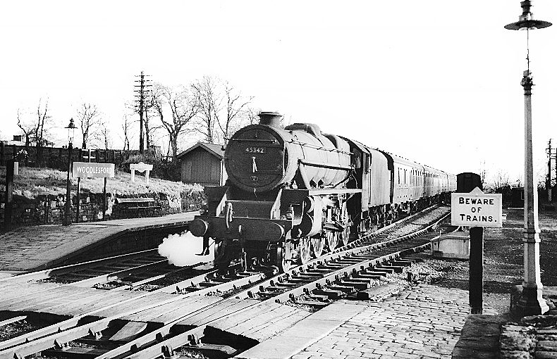 Woodlesford – The Story of a Station