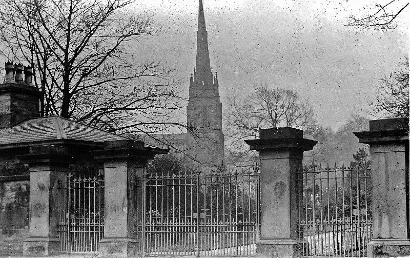 Murder at Oulton – Woodlesford